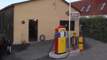 baronessen fra benzintanken location
